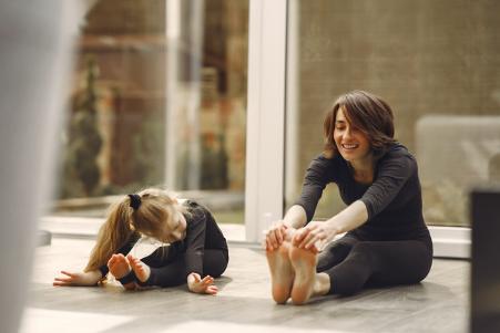 تمرین های آرامشی کودکان