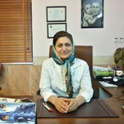 مشاهده صفحه دکتر ماریا حجازی دینان