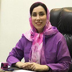 مشاهده صفحه دکتر زهرا علیزاده طبری