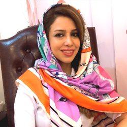 مشاهده صفحه دکتر مژده نامداری