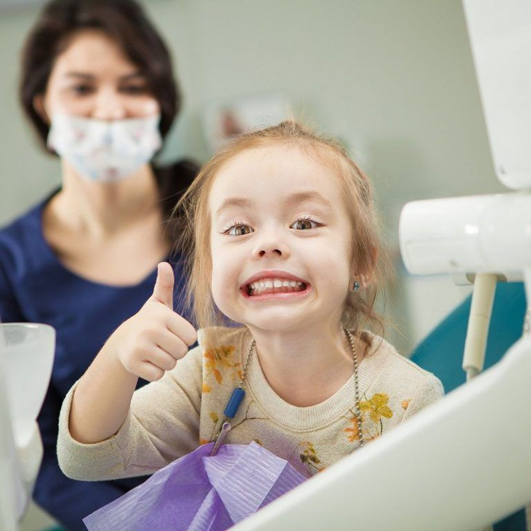 ارتودنسی در کودکان