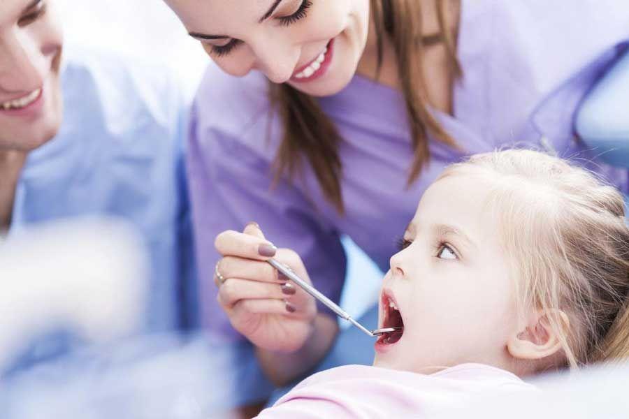 دندان پزشکی اطفال