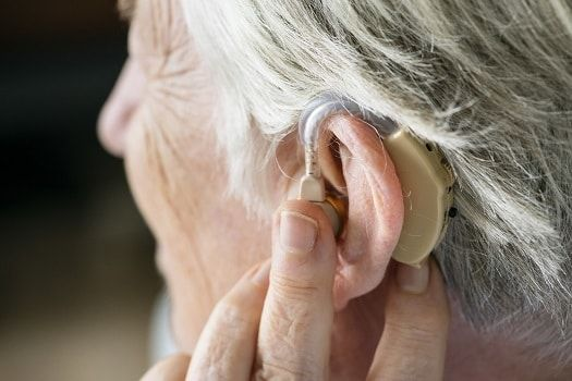 کم شنوایی حسی عصبی