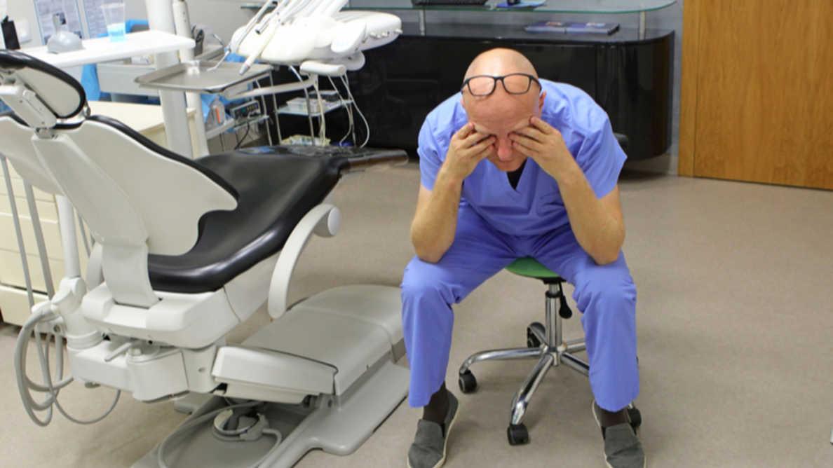 مشکلات دندانپزشکان