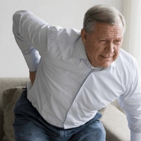 شکستگیهای فشاری در ستون مهره ها