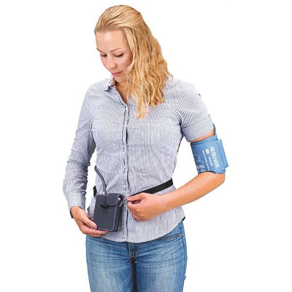 معاینات و تست های قلب , هولتر مانیتورینگ فشار خون