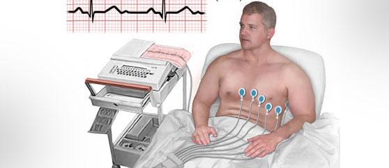معاینات و تست های قلب و الکتروکاردیوگرام (نوار قلب)