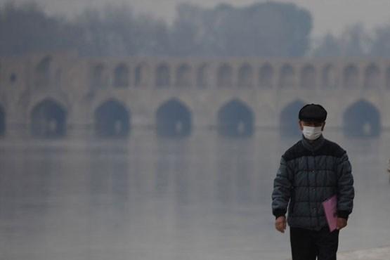 خطر آلودگی هوا