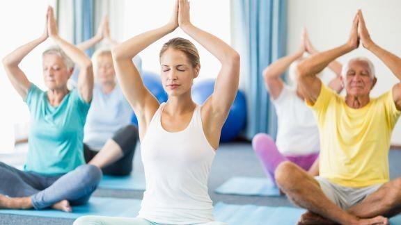 یوگا برای بهبود فیبرومیالژی