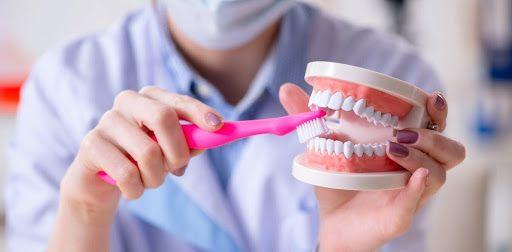 جرم گیری و سلامت دندان