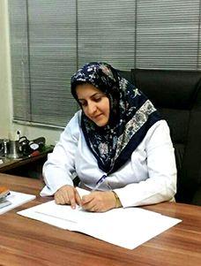 دکتر مریم احمدی