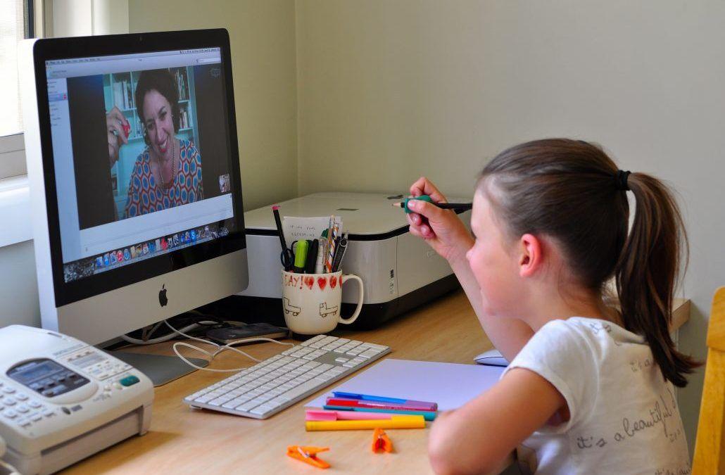 مشاوره آنلاین روانشناسی کودکان